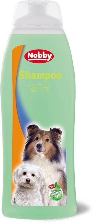 Nobby Tea Tree antibakteriální šampon pro psy 300ml