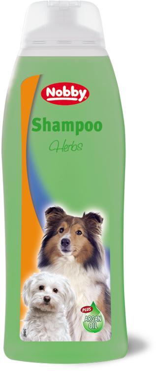 Nobby Herbs bylinkový protisvědivý šampon pro psy 300ml
