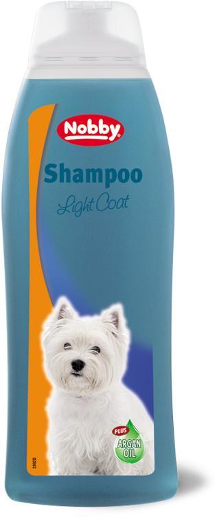 Nobby Light Coat zesvětlovací šampon pro psy 300ml