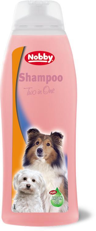 Nobby 2v1 šampon s kondicionérem pro psy 300ml