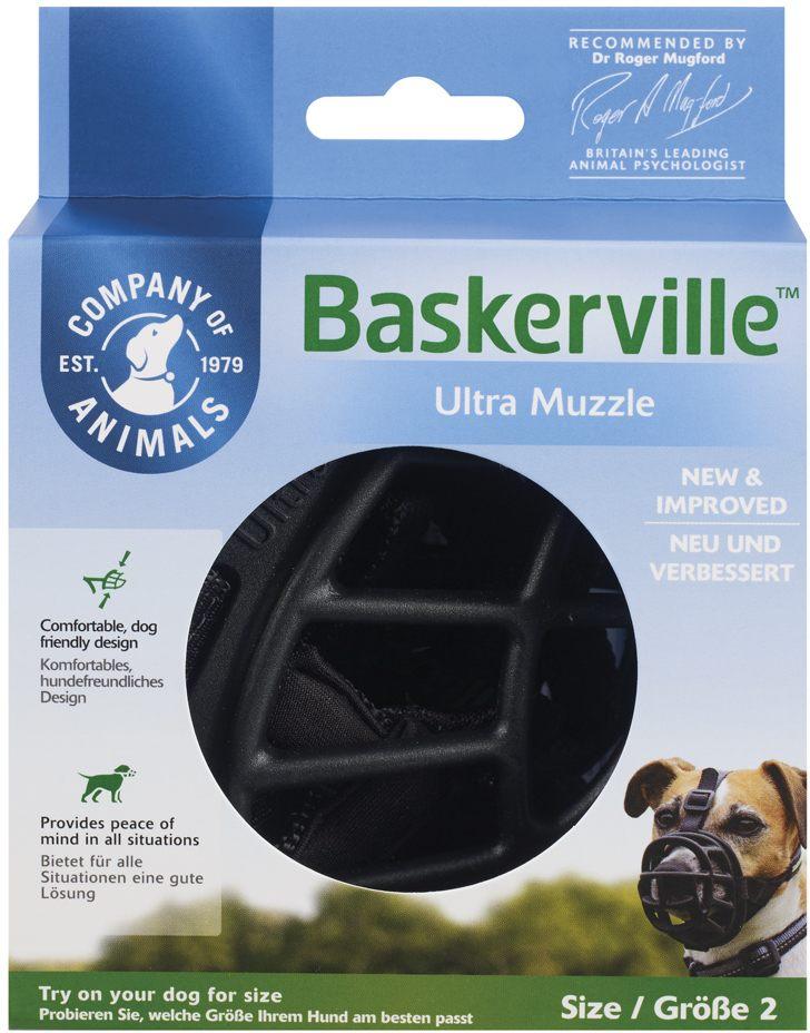 Baskerville Ultra Muzzle náhubek pro psa vel. 2