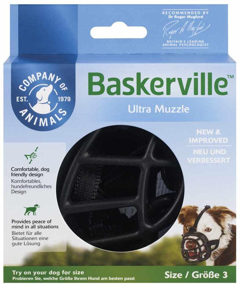 Baskerville Ultra Muzzle náhubek pro psa vel. 3