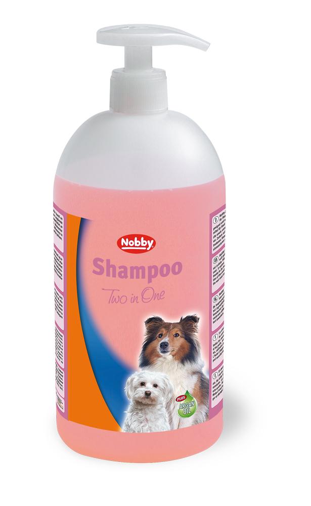 Nobby Two in One šampon s kondicionérem 1000ml