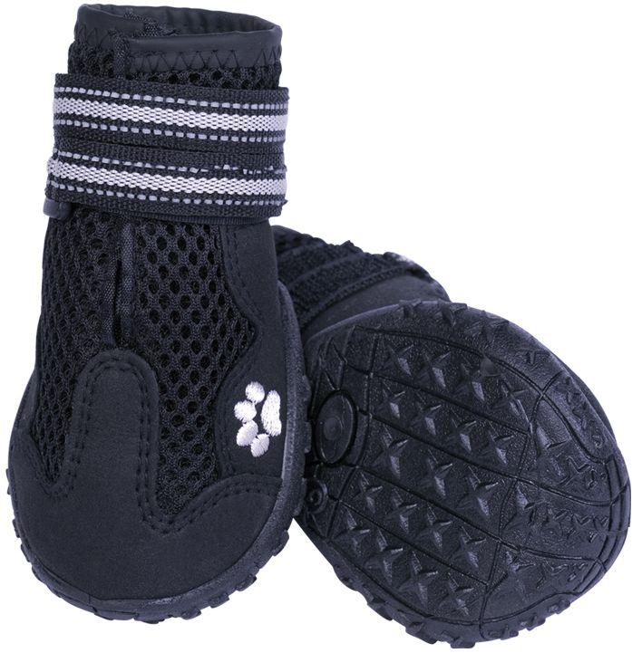Nobby RUNNERS MESH ochranné boty pro psy L 2ks černá