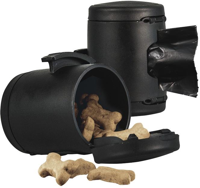 Flexi Multi Box zásobník na vodítko černý 1 ks