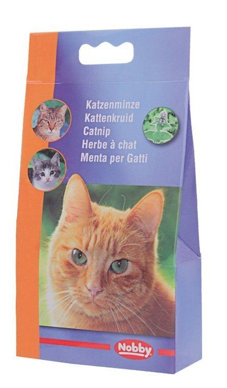 Nobby sušený Catnip pro kočku 25g