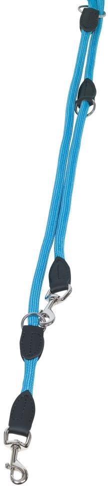 Nobby FUN Royal lanové vodítko světle modré 200cm / 9mm