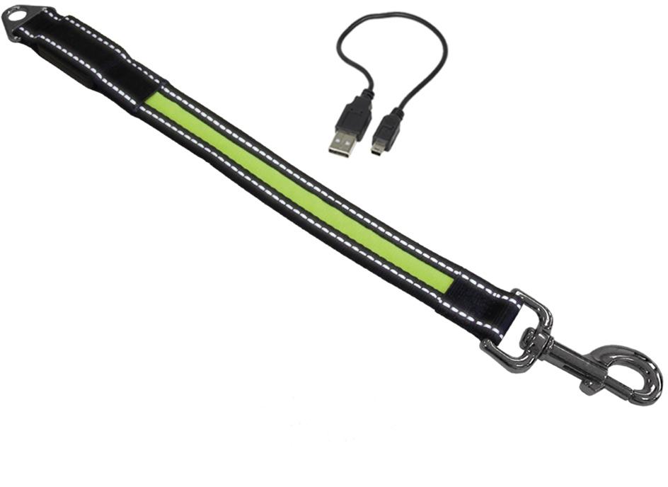 Nobby Starlight světelné prodloužení k vodítkům 38cm