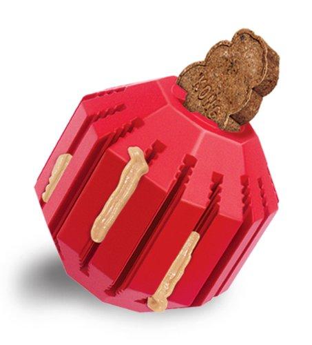 Kong Stuff a Ball M dentální hračka plnící 8cm