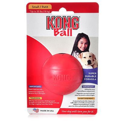 Kong Ball Extreme Small gumový míček 6,5cm