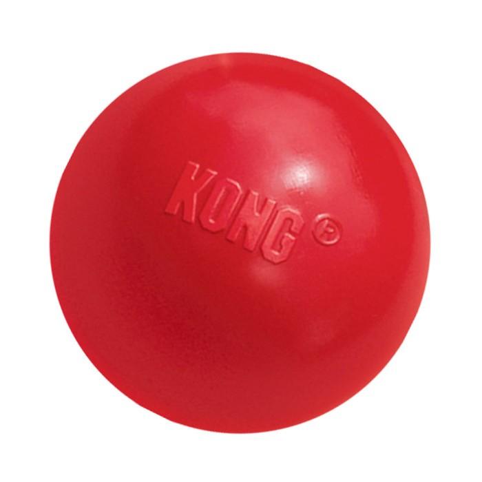 Kong Ball M+L odolný gumový míček 8cm
