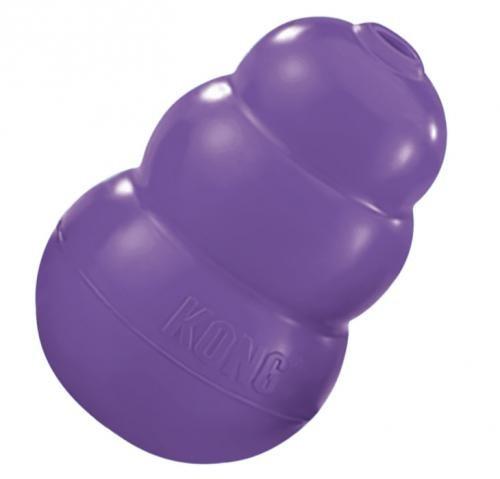 Kong Senior Large hračka hračka měkká guma 10cm