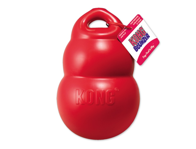 Kong Bounzer X-Large interaktivní hračka 28x17cm