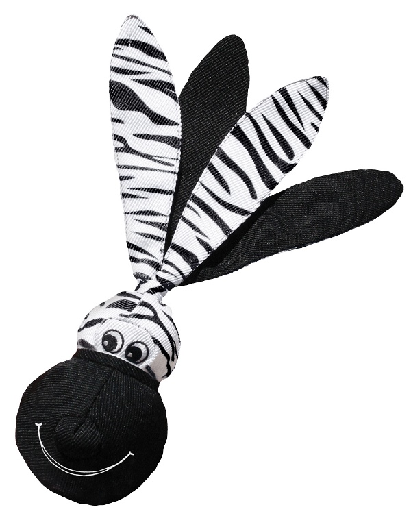 Kong Wubba Floppy Ears Small hračka nylon 24cm