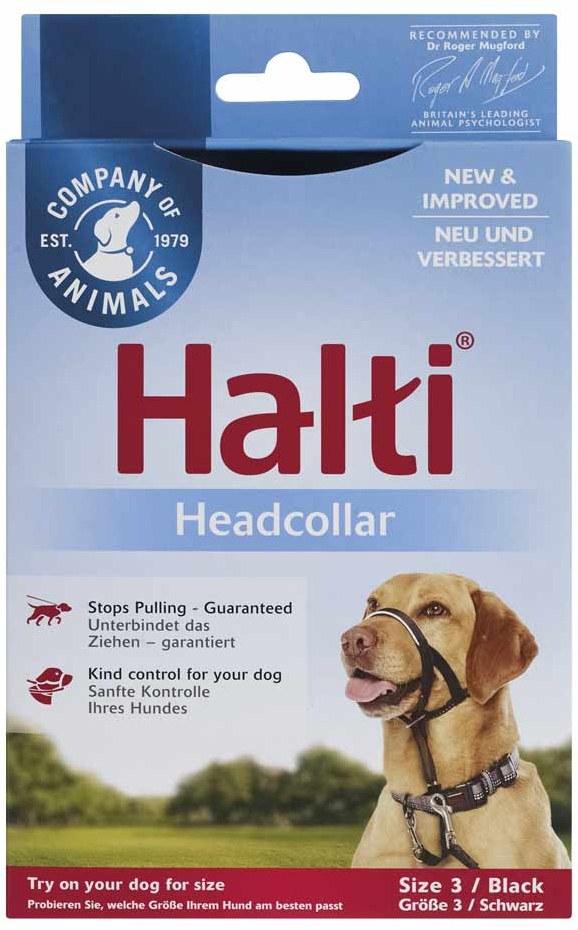 Halti Originál výcviková ohlávka 3 pro psa