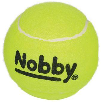 Nobby hračka odolný tenisový míček 10cm