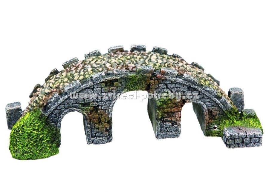 Nobby akvarijní dekorace středověký most 21 x 8 x 6,5 cm