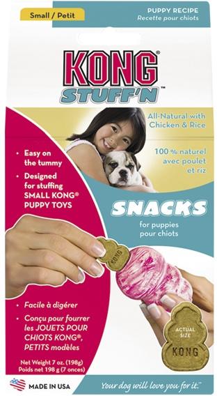 Kong Snacks Puppy pamlsek pro štěňata 198g