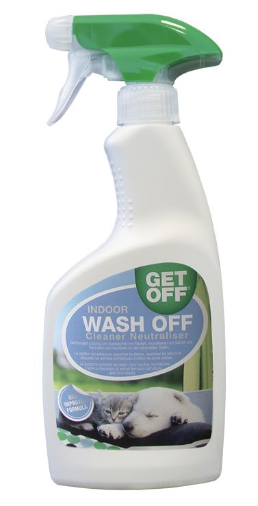 Get Off Indoor Wash Off Cleaner Neutraliser 500ml