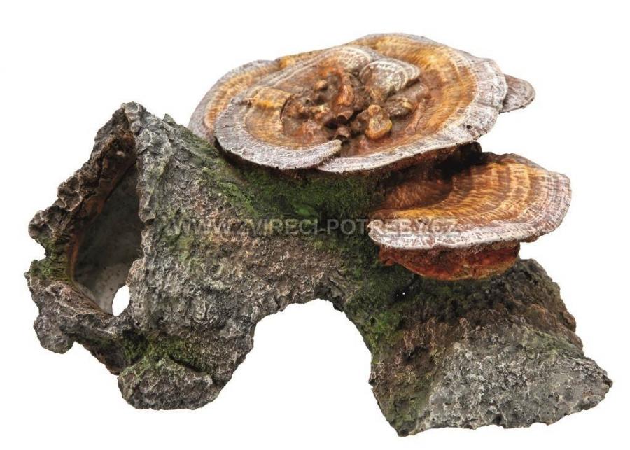 Nobby akvarijní dekorace jeskyně s houbami 18 x 19 x 10 cm