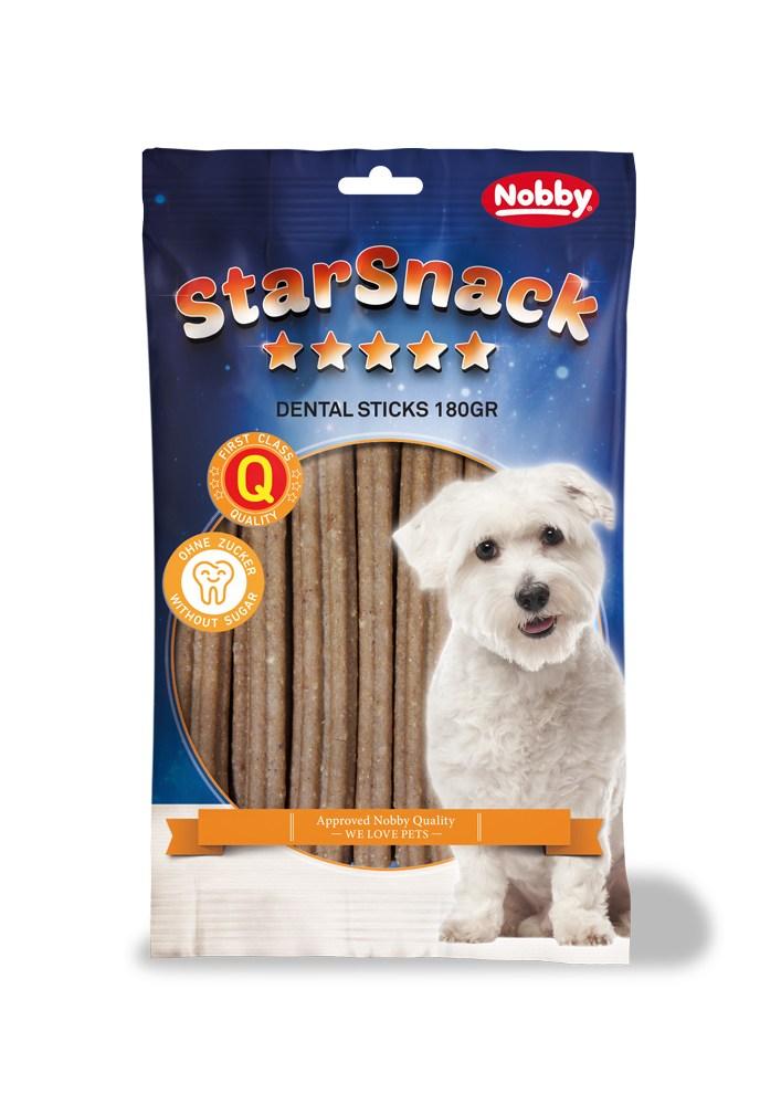 Nobby StarSnack Dental Sticks dentální tyčinky 180g