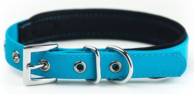 Nobby COVER obojek pvc světle modrý S 30-40cm