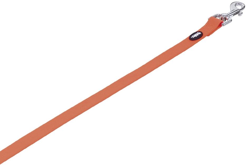 Nobby COVER vodítko pvc oranžové M/L 1,2m