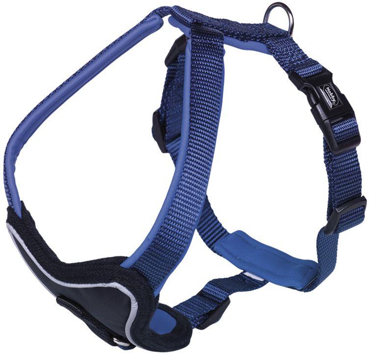 Nobby CLASSIC PRENO hrudní postroj XS-S modrá