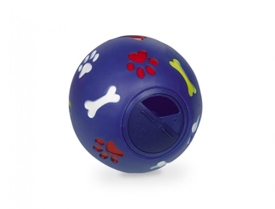 Nobby Snack Ball hračka plnitelná 11cm