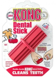 Kong Dental Stick Medium dentální hračka 9cm