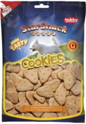 Nobby StarSnack Cookies Duo Salmon suchary lososové 400g
