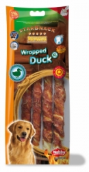 Nobby StarSnack Barbecue Wrapped Duck XL tyčinky 25cm / 253g