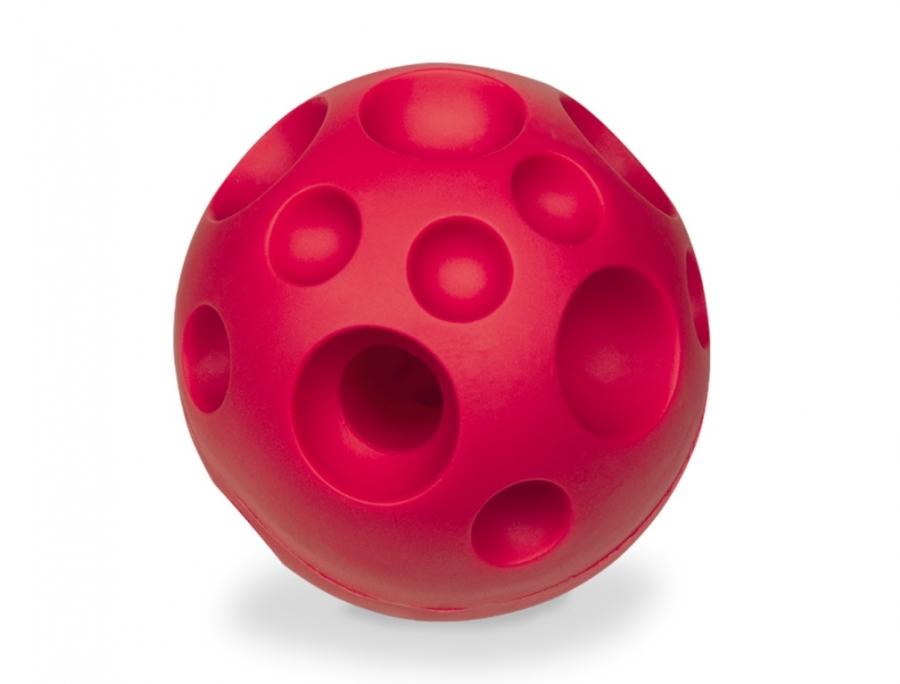 Nobby Snack Ball Soft interaktivní hračka 12cm
