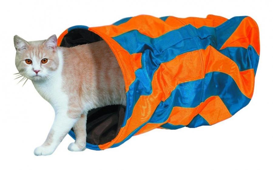 Nobby šustivý tunel pro kočky 50 x 25 cm