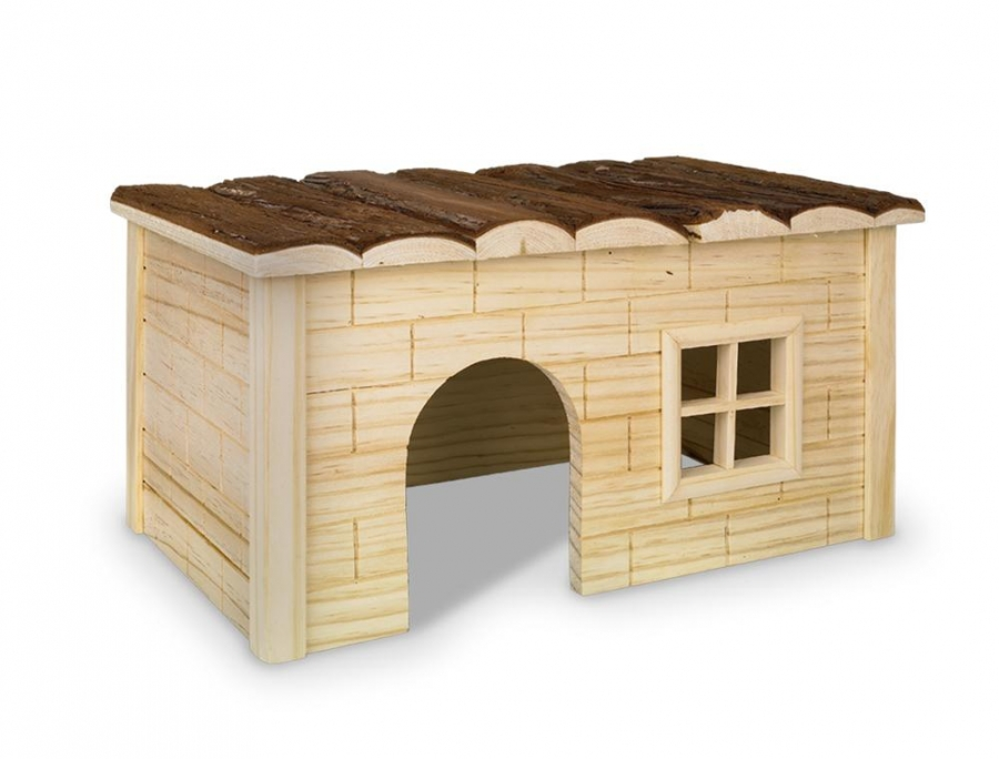 Nobby Woodland Hanni domek dřevo 40 x 23 x 20 cm