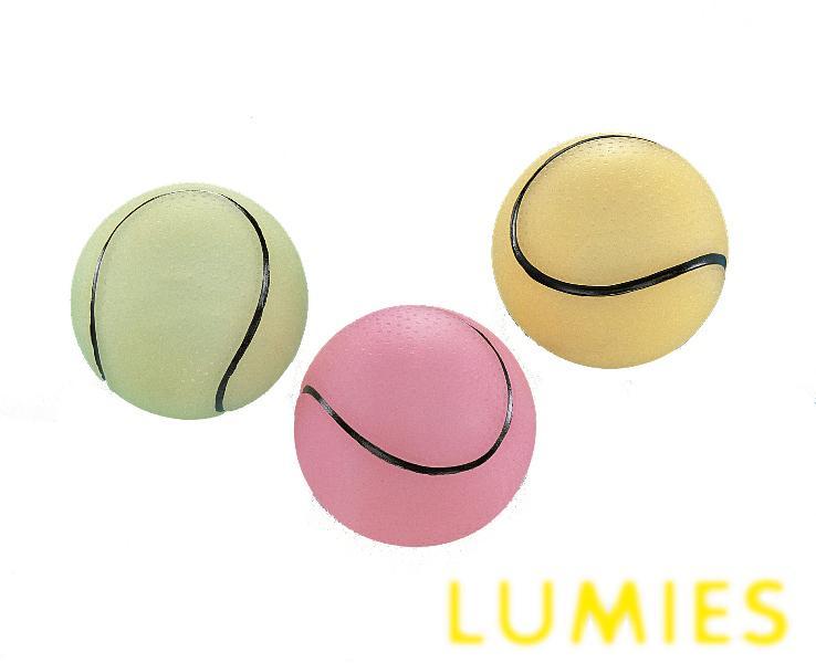 Nobby LUMIES zářící míček 7cm
