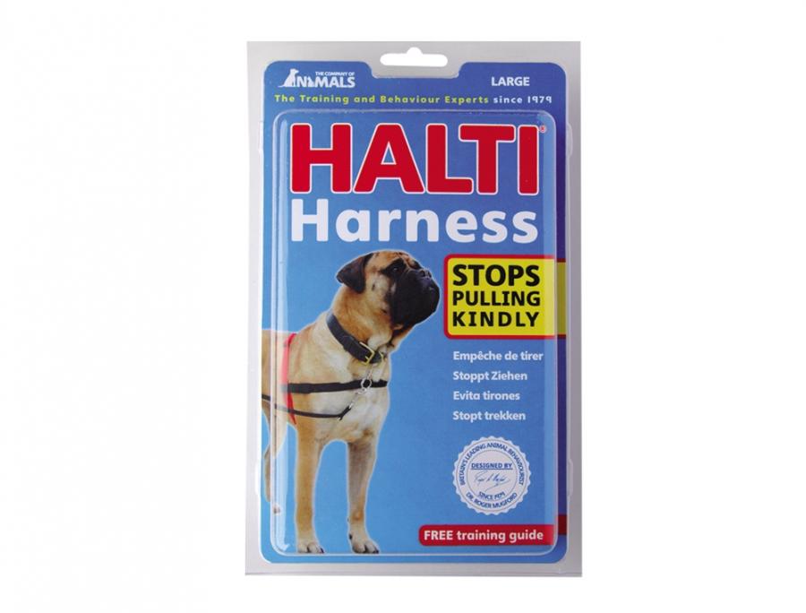 Halti Originál výcvikový postroj L pro psa