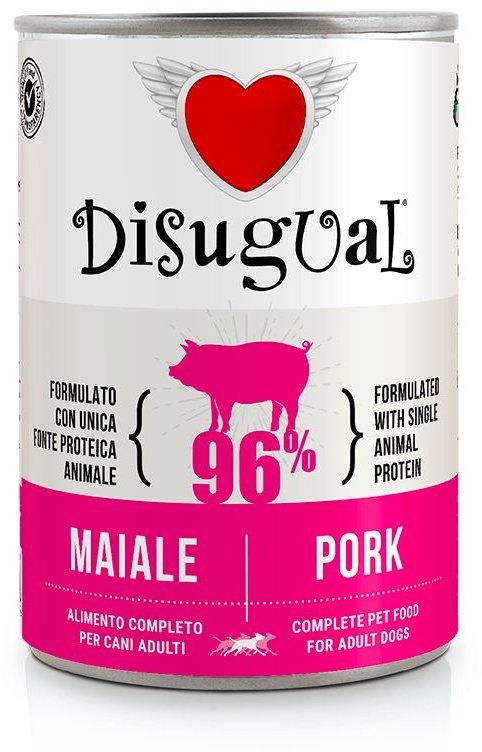 Disugual Dog Mono Pork konzerva 400g