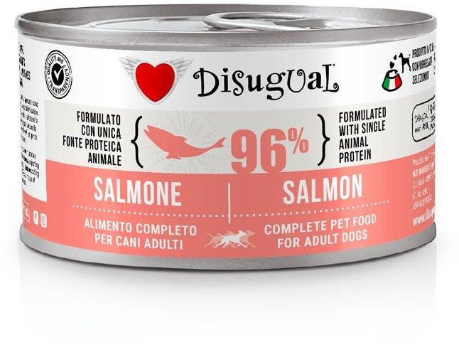 Disugual Dog Mono Salmon konzerva 150g