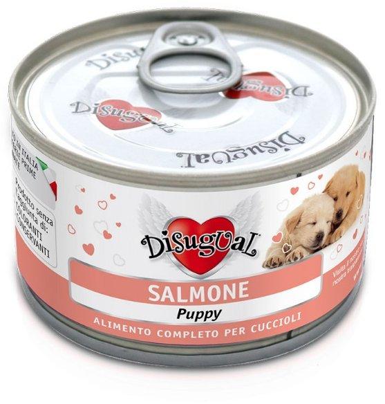 Disugual Dog Mono Puppy Salmon konzerva 150g