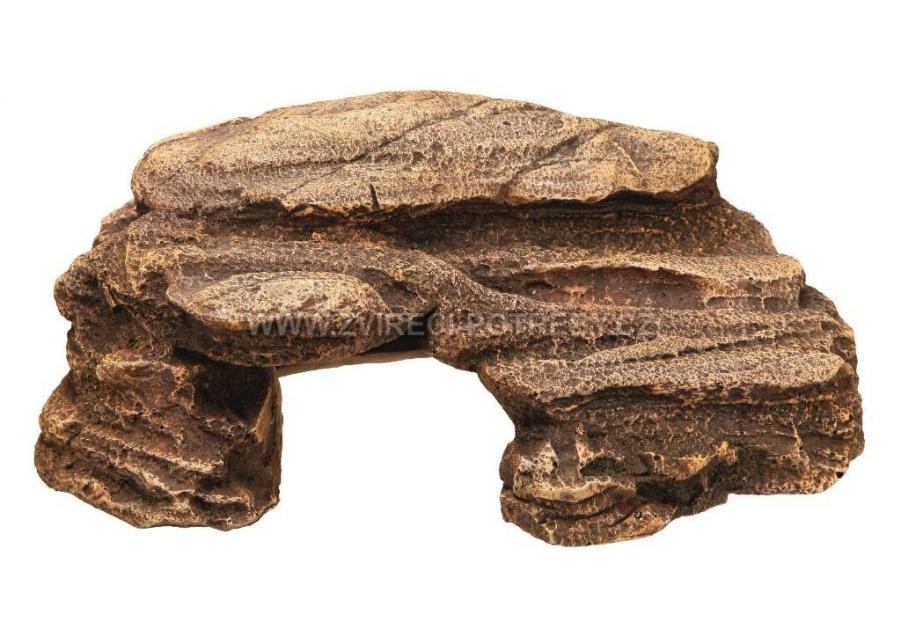 Nobby akvarijní dekorace skalní úkryt 22,5 x 16 x 9,5 cm