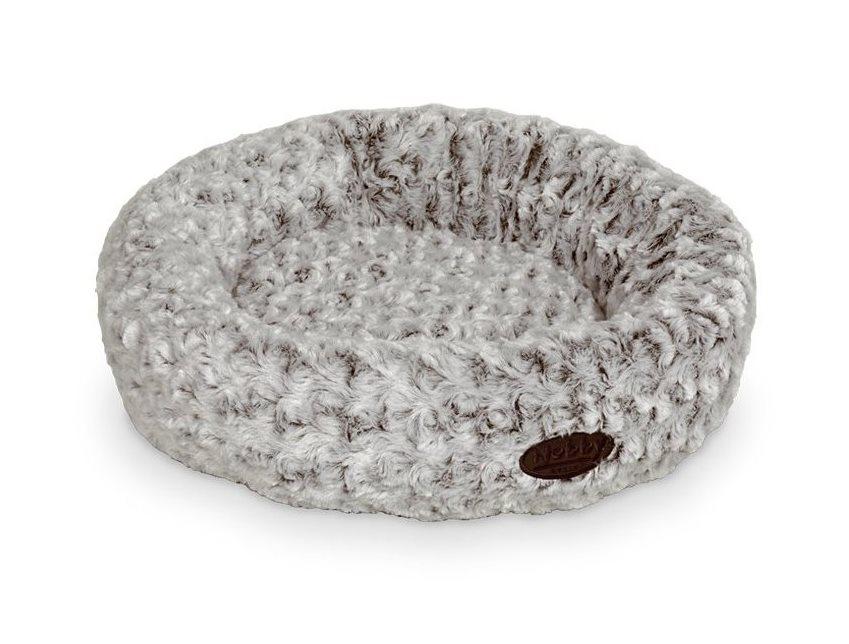 Nobby Arusha hnědý pelíšek donut 45cm
