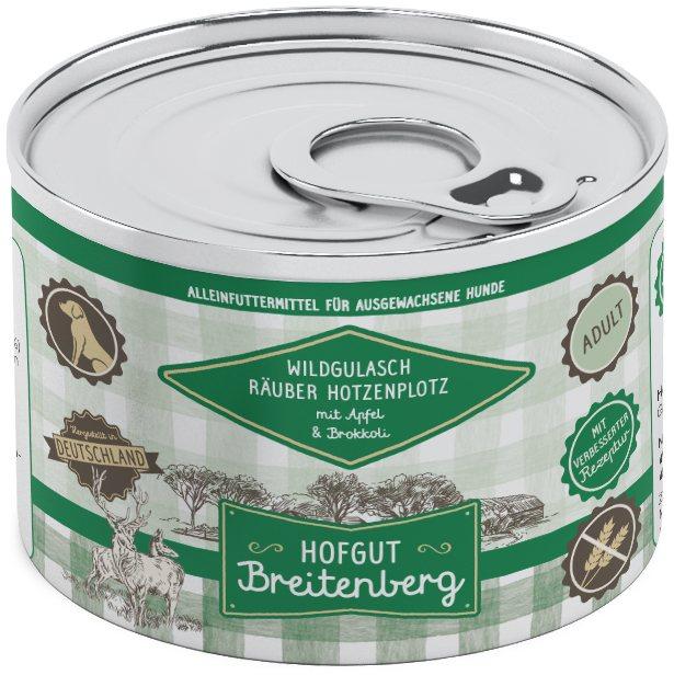 Hofgut Breitenberg Dog Räuber Hotzenplotz 200g