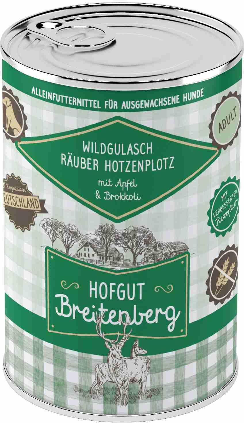 Hofgut Breitenberg Dog Räuber Hotzenplotz 400g