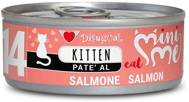 Disugual Cat Mini Me 14 Kitten konzerva losos 85g